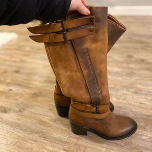 Basically new freebird boots!